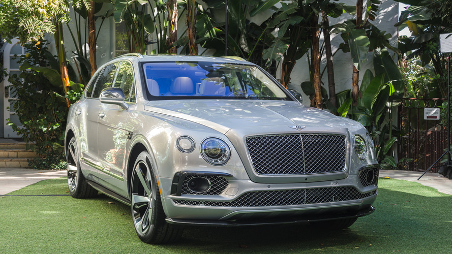 "Bentley Bentayga ""Coupe"" coming next year with more power?"