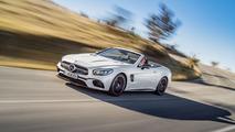 2016 Mercedes-Benz SL facelift