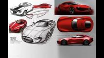 Alfa Romeo Giulia Concept by Vincent Montreuil