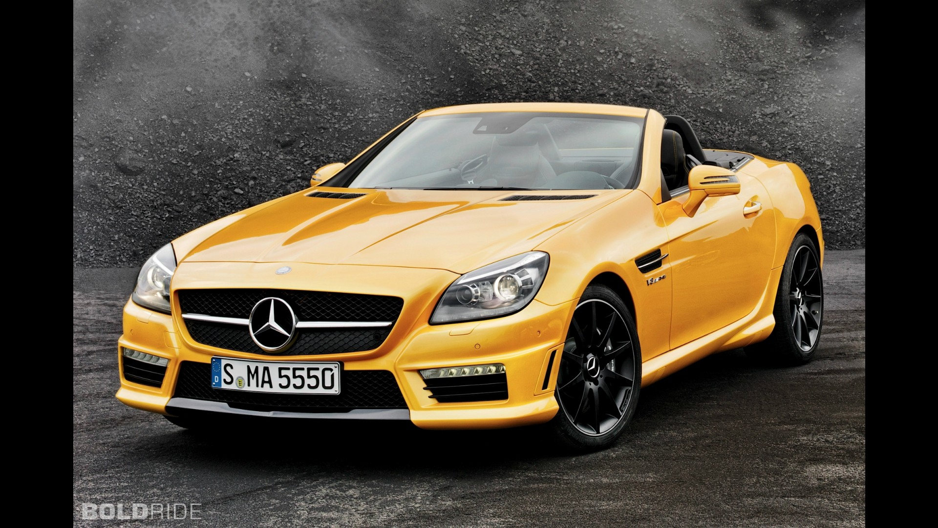 mercedes benz slk55 amg streetfighter. Black Bedroom Furniture Sets. Home Design Ideas