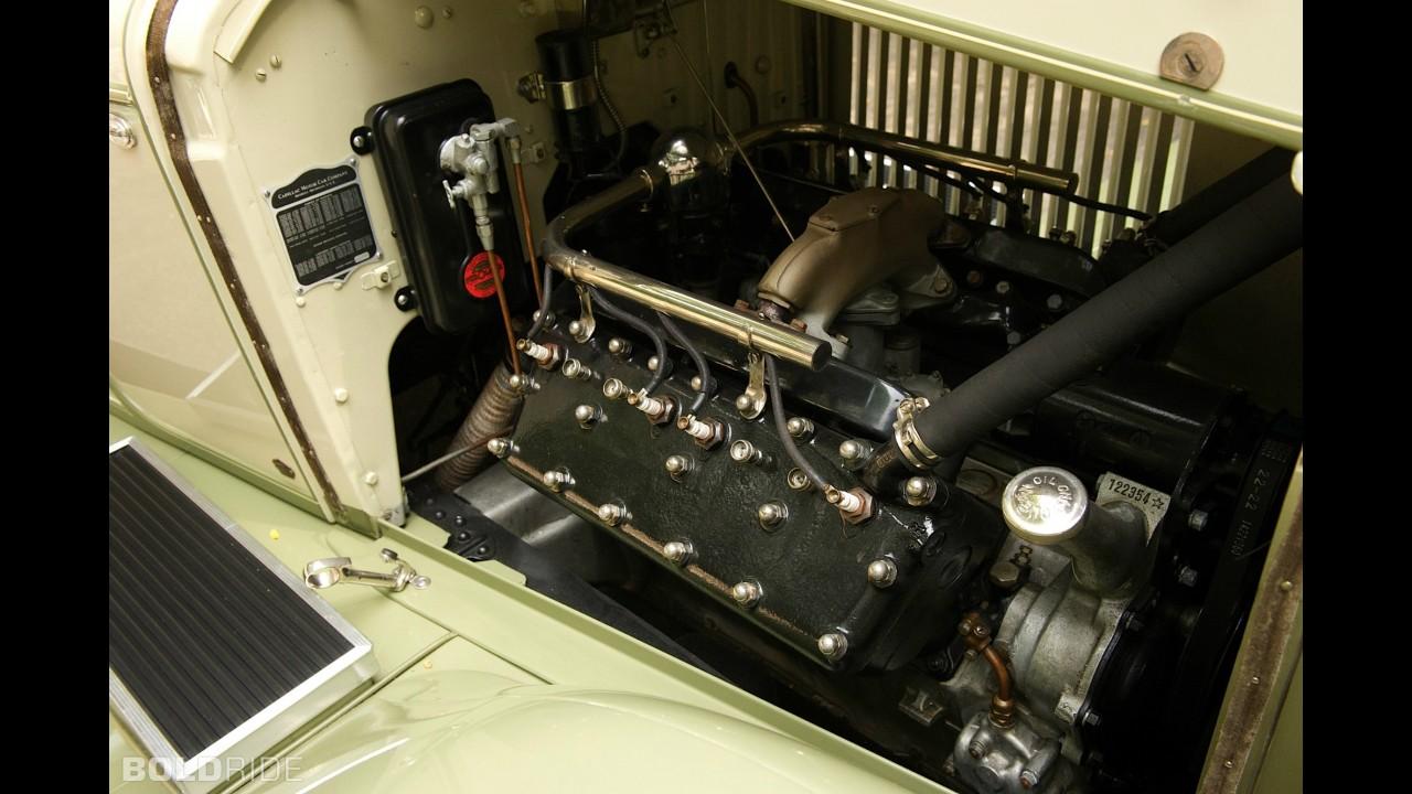 Cadillac Four-Passenger Phaeton