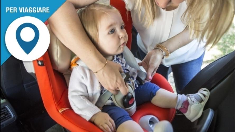 Trasporto bambini, facciamo chiarezza sulla scelta del seggiolino