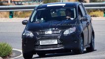 2011 Ford C-Max spy photo,2011 Ford C-Max spy photo