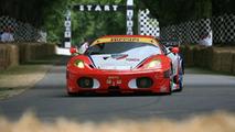 2010 Ferrari F430 GT2, Goodwood Festical of Speed 2010, 05.07.2010