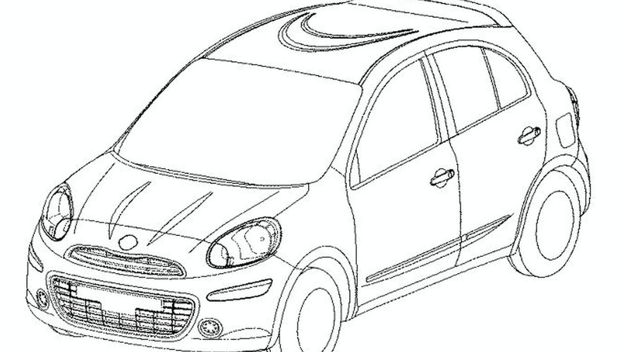 2010 Nissan Micra Designs Leak