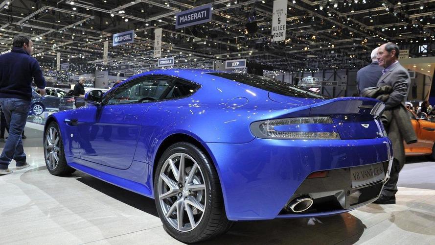 Aston Martin Vantage S - video
