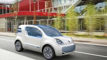 2009 Renault Kangoo Zero Emission Z.E. Concept