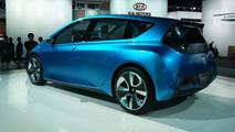 Toyota Prius c Concept live in Detroit 10.01.2011