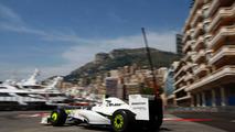 Rubens Barrichello, Monaco Grand Prix 2009, Practice