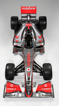 McLaren MP4-24 for 2009 F1 Season