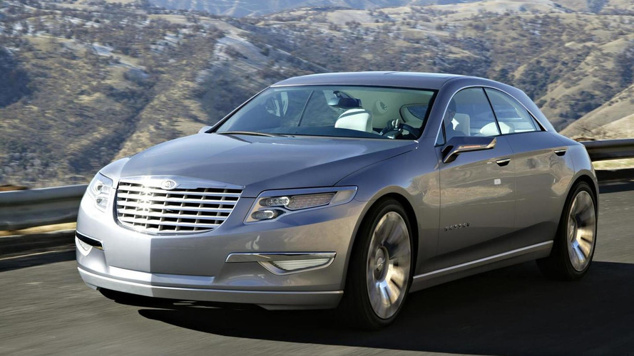 Chrysler Sebring replacement to be named Nassau - report