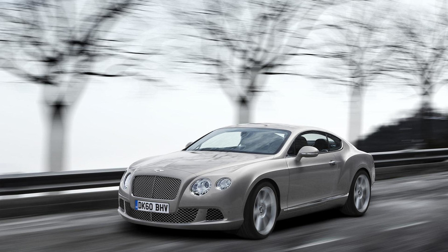 Bentley partnering with Audi on new 4.0 liter V8 engine
