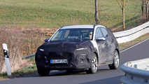 Hyundai Kona Photos espion