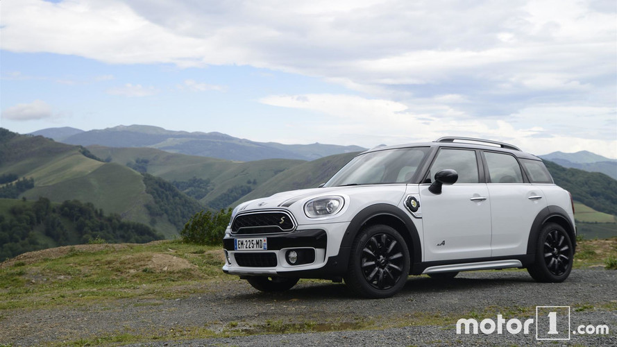 Mini Countryman Cooper S E 2017 - Nos photos de l'essai !