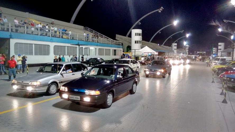 Exposição de carros dos anos 1990 vai homenagear a Autolatina