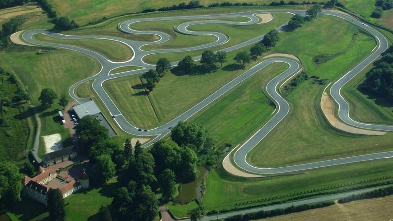 Circuit de Mornay 3