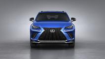 2018 Lexus NX Official Photos