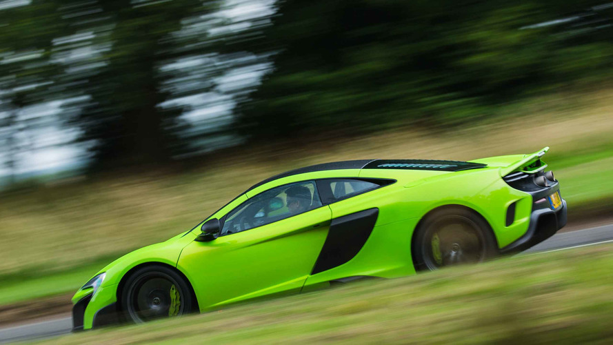 2017 McLaren 675LT Review