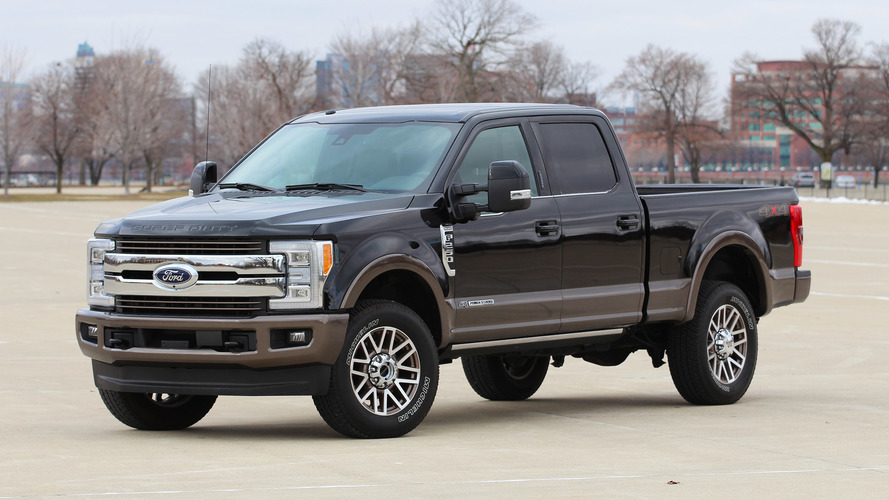 Dieselgate Hits Ford: Lawsuit Says Super Duty Trucks
