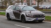 2018 Opel Insignia Country Tourer casus fotoğraflar