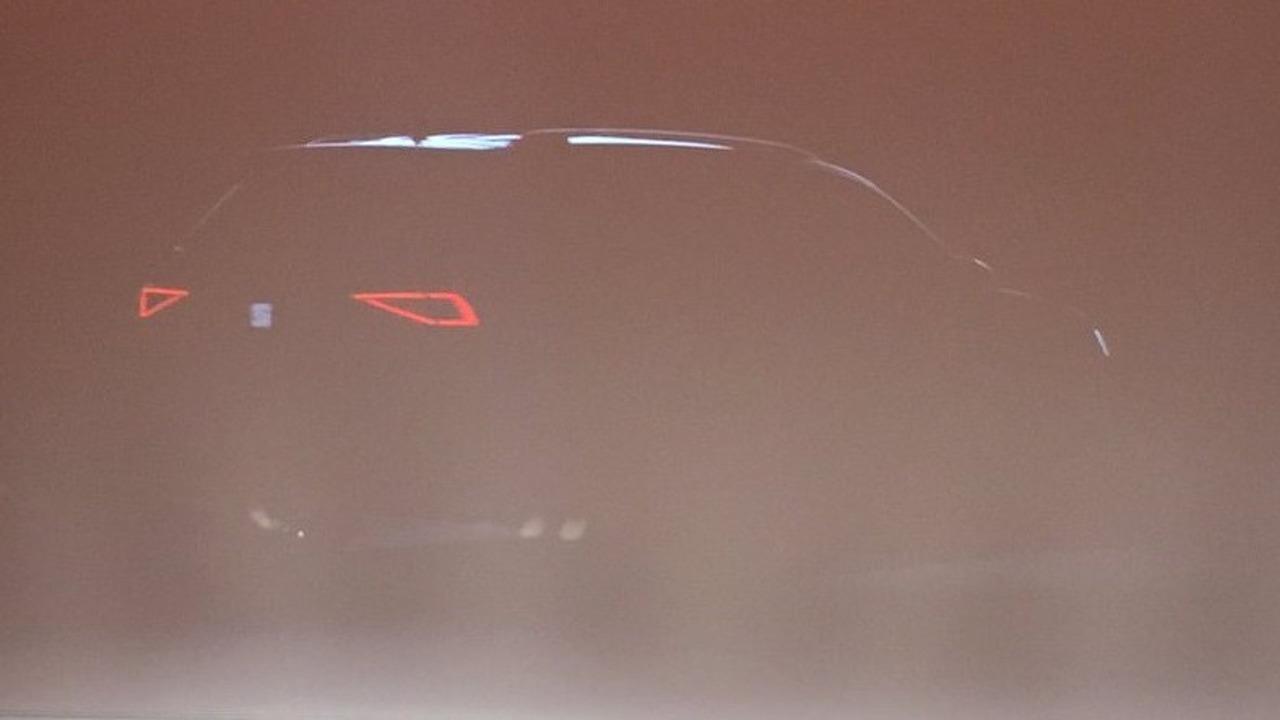 2018 SEAT midsize SUV teaser