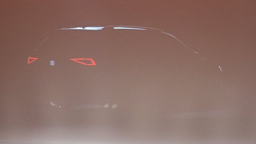 2018 SEAT midsize SUV teasers