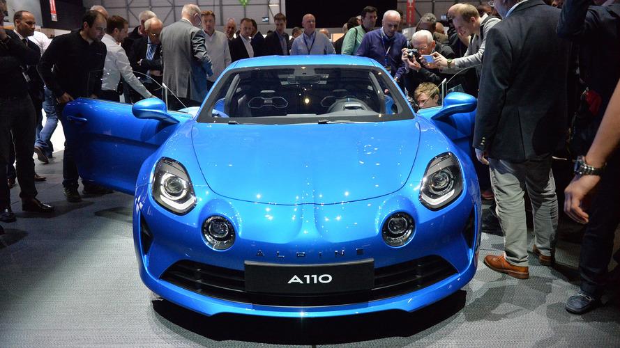 Alpine A110 2017, directo desde el salón de Ginebra