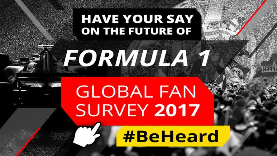 Motorsport Network Launches Second Global Fan Survey About Formula 1
