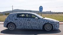 2019 Mercedes-AMG A40 spy photo
