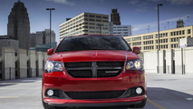 Dodge Grand Caravan Blacktop special edition 10.1.2013