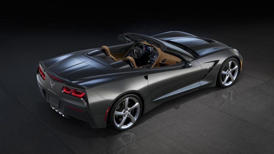 2014 Corvette Stingray pricing announced (US)