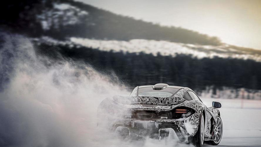 McLaren P1 breaks down at Concorso d'Eleganza Villa d'Este [video]