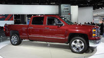 2014 Chevrolet Silverado & GMC Sierra revealed in Detroit