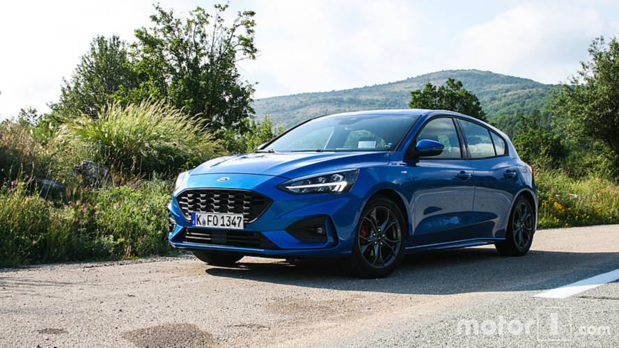 Essai Ford Focus ST-Line (2018) - Mieux à tous les niveaux