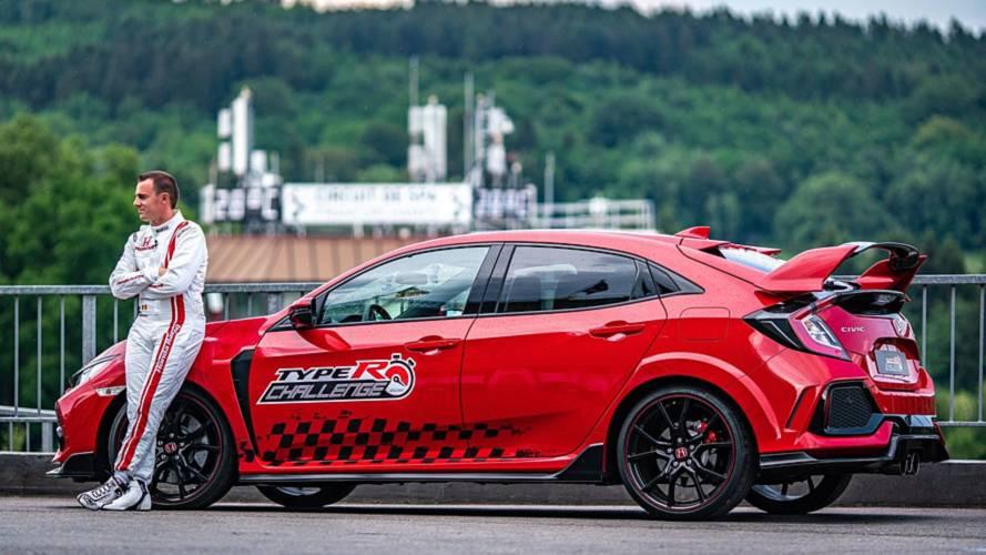 Honda Civic Type R Challenge 2018
