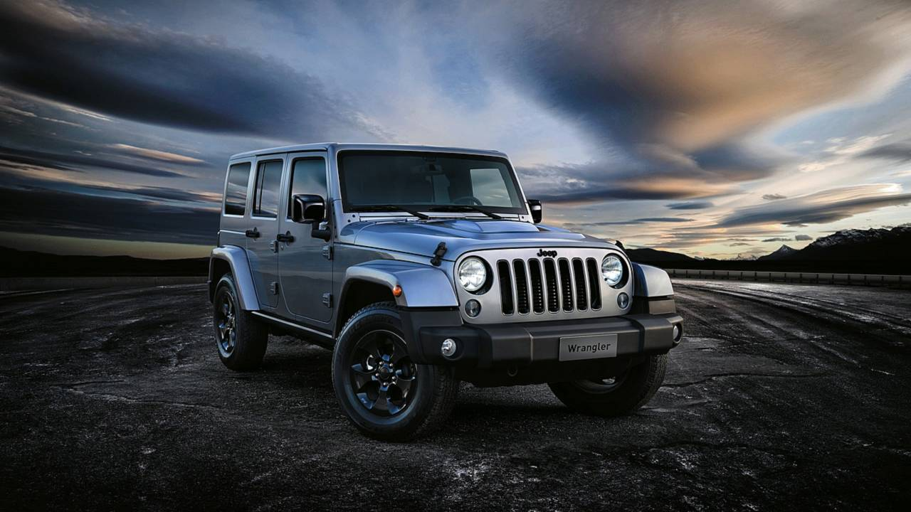 2. Midsize SUV/Crossover: Jeep Wrangler Unlimited