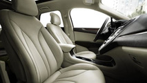 Lincoln says their interiors are 'among the quietest on the road'