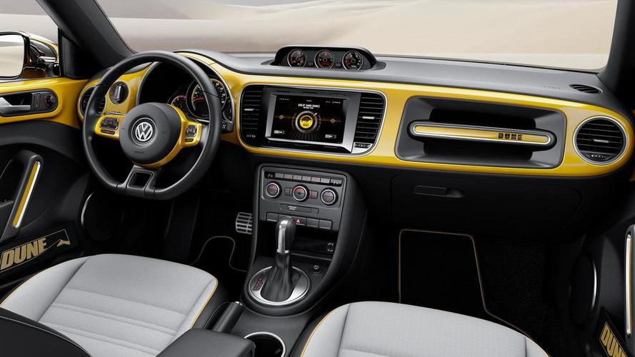 Volkswagen Beetle Dune concept going into production, arrives in 2016