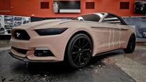 2015 Ford Mustang Design mock up