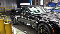 The Chevrolet Corvette Z06 Convertible for GM CEO Mary Barra