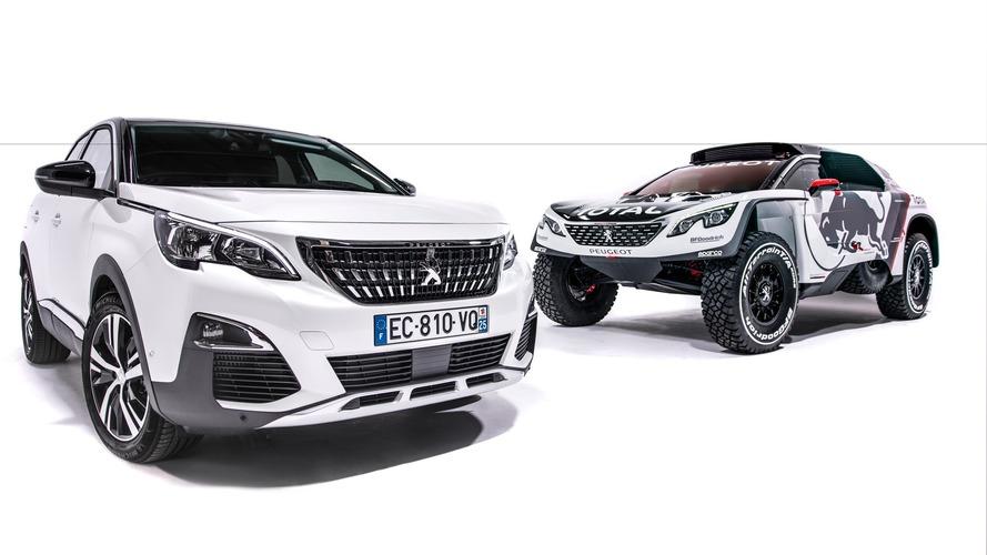 Mondial de Paris - Peugeot joue la carte des SUV