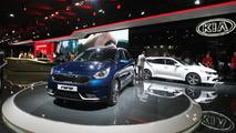 Kia Niro 2017 Mondial de l'Automobile