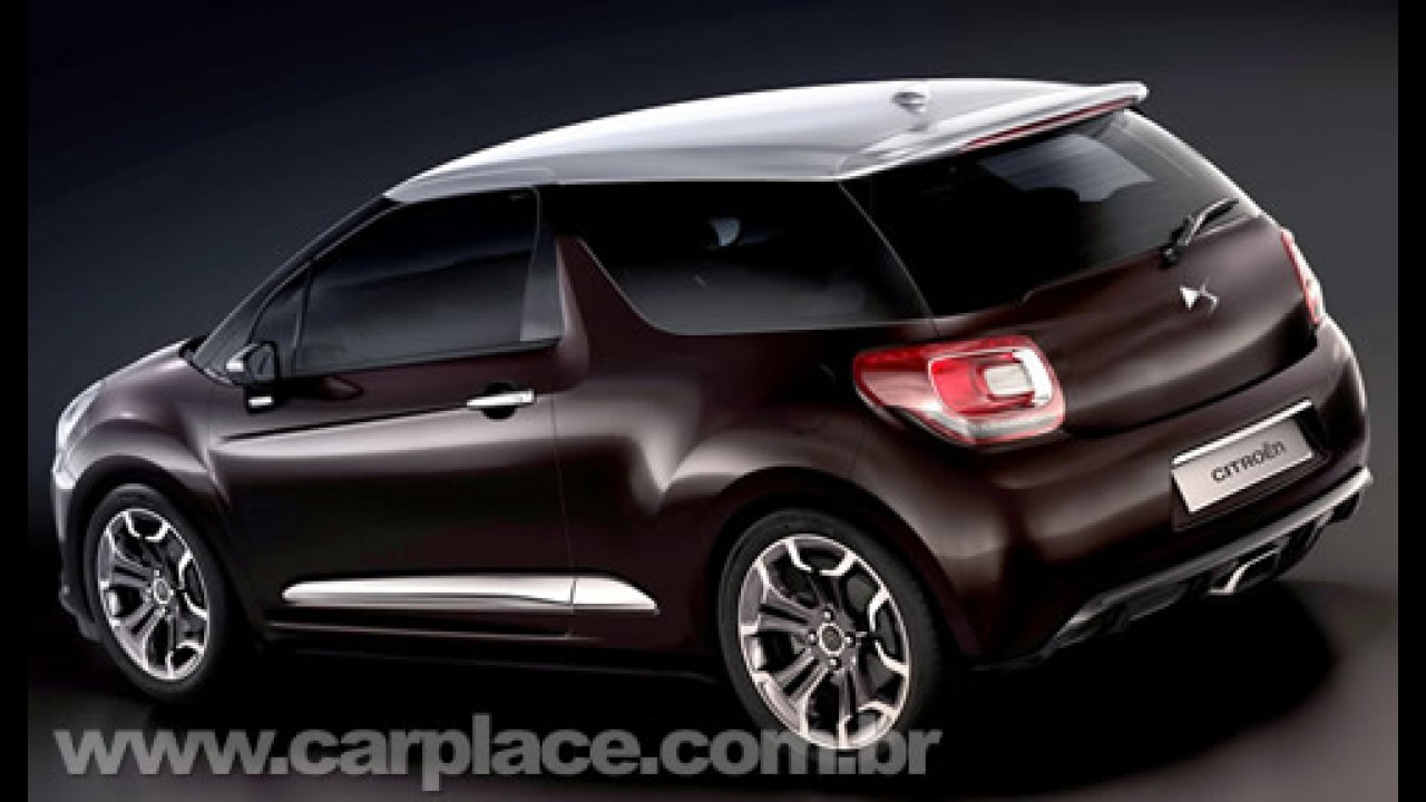 Novo rival do Mini: Citroën apresentará o DS Inside Concept em Genebra