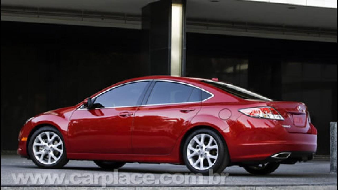 Novo Mazda 6 2009 é lançado nos E.U.A com novo motor V6