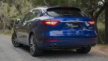 Maserati Levante 2017 : Premier essai