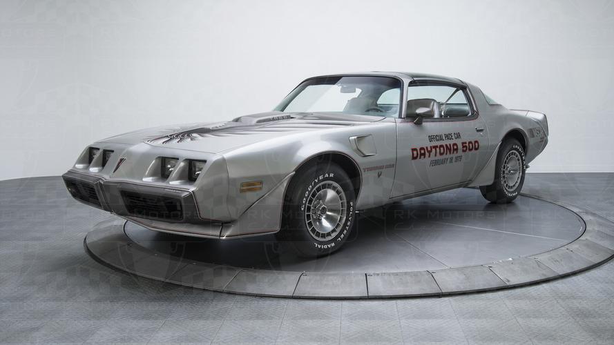 Une Pontiac Trans Am 10th Anniversary Edition de 1979 en vente sur eBay !