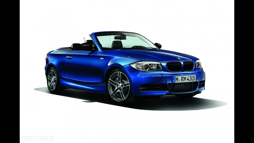 BMW 135is Convertible