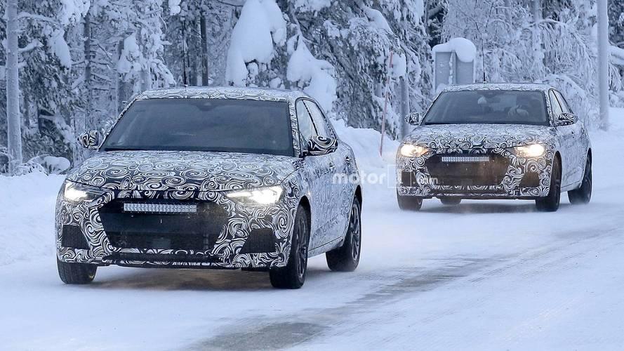 Yeni Audi A1 LED farlar