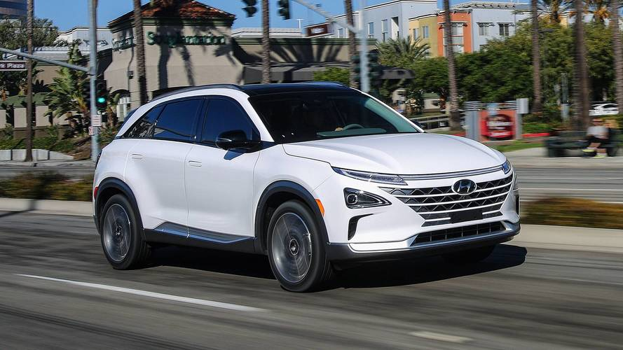 Hyundai Nexo é SUV movido a hidrogênio com autonomia de 563 km