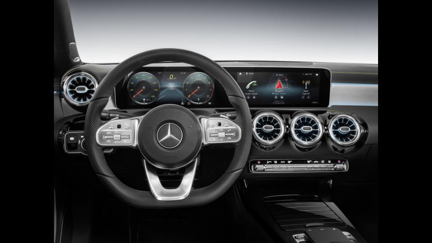 Mercedes MBUX, la rivoluzione nel cruscotto